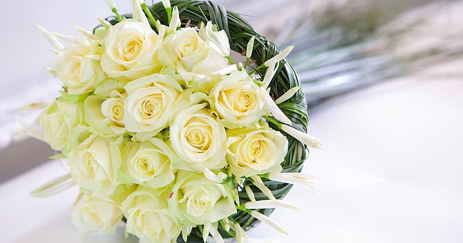 Hochzeitsfloristik vom Blumenhaus Bott